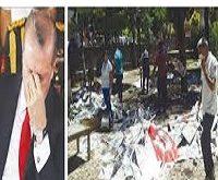 واکنش اردوغان به انفجارهای آنکارا