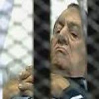 تصویر حکم حبس ۳ ساله برای حسنی مبارک تایید شد