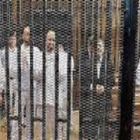 تصویر ممنوعیت پوشش خبری محاکمه مرسی