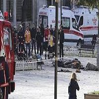 تصویر ترکیه آماج حملات تروریستى قرار گرفته است