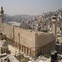 تصویر مفتی دیار فلسطین: حرم ابراهیمی تنها متعلق به مسلمانان است