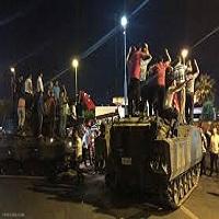 تصویر کودتای ترکیه به سبک «سیسی»