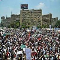 تصویر سازمان ملل تحقیق درباره کشتار هواداران مرسی در «رابعه العدویه» را خواستار شد