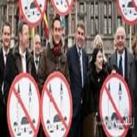 تصویر حزب اسلام هراس هلندی: قرآن و مساجد را ممنوع می کنیم