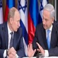 تصویر اسراییل در برزخ حضور روسیه در سوریه
