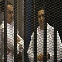 حکم آزادی پسران حسنی مبارک صادر شد