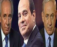 کابینه اسراییل پنبه السیسی را زد