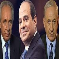 تصویر کابینه اسراییل پنبه السیسی را زد