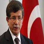 تصویر وزیر خارجه ترکیه بیانیه جده برای مبارزه با داعش را امضاء نکرد