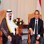 تصویر نقش پررنگ عربستان در صدورحکم تبرئه مبارک