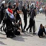 تصویر برکناری ۴۰ نیروی پلیس وابسته به اخوان در مصر