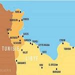 تصویر تونس و لیبی … مسافت تاریخ و مساحت جغرافیا