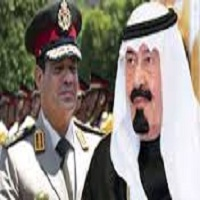 تصویر هراس «السیسی» از بازی نظامی-سیاسی عربستان