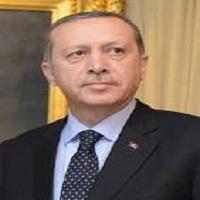 تصویر پیام تبریک رئیس جمهوری ترکیه به مناسبت فرا رسیدن عید سعید فطر