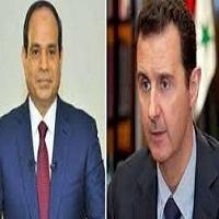 تصویر چرا السیسی به دنبال تقویت بشار اسد است؟