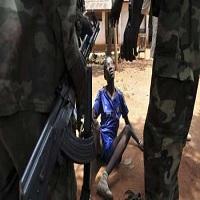 تصویر تنگنایی برای مسلمانان آفریقای مرکزی