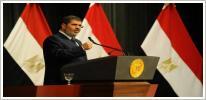 تصویر رد مشروعیت دادگاه ۱۳آبان از سوی مرسی وتیم قربانیان کودتا
