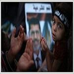 تصویر تشکیل شورای ریاست جمهوری از سوی طرفداران مرسی