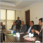Photo of دیدار امامان مساجد اهل سنت استان تهران با دستیار ویژه رئیس جمهور