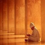تصویر چگونگی ایمان آوردن داعی الله فردان در زندان وینچرا و اینکه اسلام چگونه در این زندان اجرا می شود