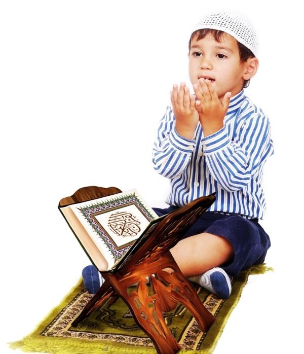 تصویر هفت مرحله تربیت ایمانی برای فرزندانمان