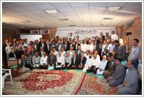 تصویر دومین نشست کنگرهی سوم جماعت دعوت و اصلاح ایران برگزار شد