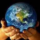 تصویر لطفا کره زمین را روی سرت مگذار!