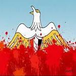 تصویر نقشه راه کودتاچیان مصر، نقشه گلوله و خون و ناکام