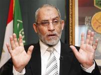 تصویر محمد بدیع رهبر اخوان المسلمین تاریخساز معاصر