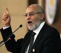 تصویر پیام  دکتر  محمد بدیع  مرشد عام  اخوان المسلمین به مسلمانان و اخوان