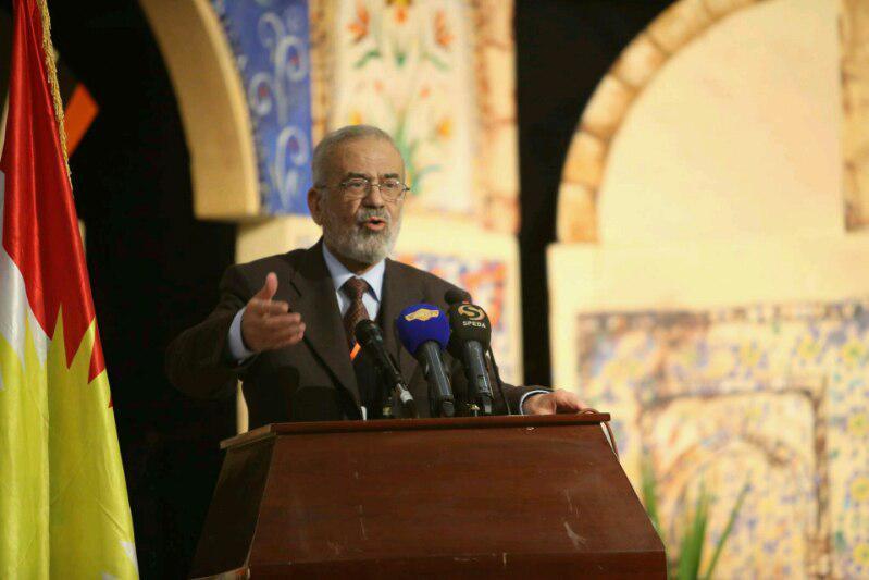 دکتر محسن عبد الحمید دبیر کل حزب اسلامی عراق