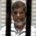 تصویر پیام تسلیت محمد مرسی به مردم ترکیه