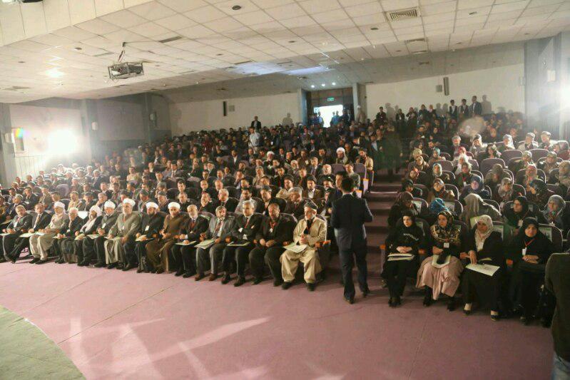 کنفرانس علمی استاد شهید ناصر سبحانی (رح)