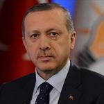 تصویر اردوغان : برای مبارزه با توطئه خارجی از من حمایت کنید