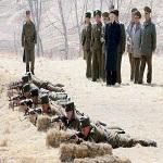 تصویر آغاز شمارش معکوس برای وقوع جنگ کره