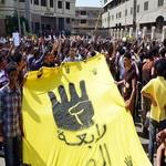 Photo of دانش آموزان مصری در آغاز سال تحصیلی جدید علیه کودتا تظاهرات کردند