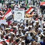 """تصویر تظاهرات مردم مصر تحت عنوان"""" جمعه حسابرسی"""" در شهرهای مختلف برگزار شد"""