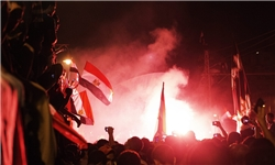 تصویر لحظه به لحظه با تحولات مصر -۲