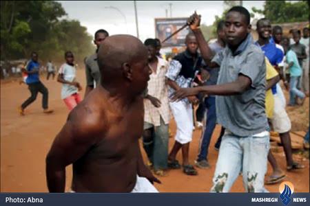 تصویر نسل کشی دوباره مسلمانان این بار در آفریقا