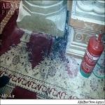 Photo of آتش سوزی در مسجد الاقصی پس از ۴۵ سال