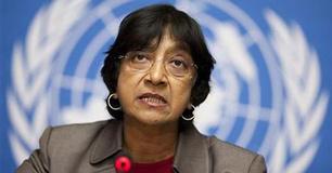 تصویر موضع سازمان ملل از ادامه بازداشت وبرخورد نظامیان مصر با خبرنگاران