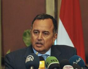 تصویر سخنان مضحک وزیر خارجه مصر