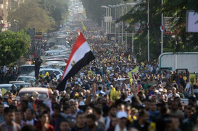 Photo of دادگاهی دوباره مرسی وادامه تظاهرات