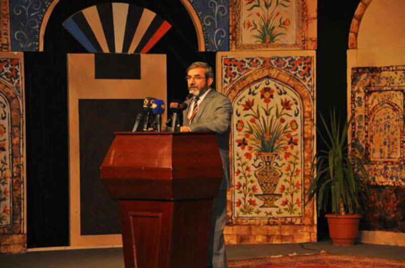 استاد صلاح الدین محمد بهاالدین دبیر کل حزب اتحاد اسلامی کردستان