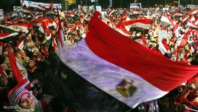 تصویر ۲کشته وچندین زخمی در جمعه گذشته مصر