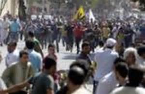 Photo of ادامه تظاهرات در مصر