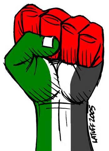 تصویر ارتش مصر واسرائیل دست در دست هم علیه مردم فلسطین