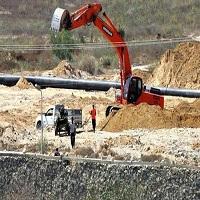 تصویر اسرائیل: دولت مصر به درخواست ما تونلهای غزه را نابود کرد