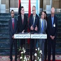 تصویر توافقنامه صلح لیبی برای تشکیل دولت وحدت ملی در این کشور امضا شد