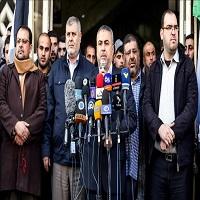 تصویر دور جدید مذاکرات نمایندگان فتح و حماس برای تحقق توافقنامه آشتی ملى در قطر برگزار شد
